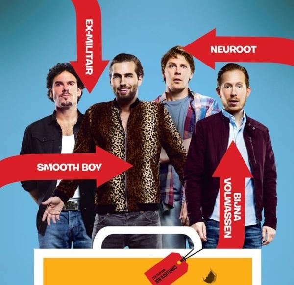 Trailer Nederlandse misdaadkomedie 'Homies'