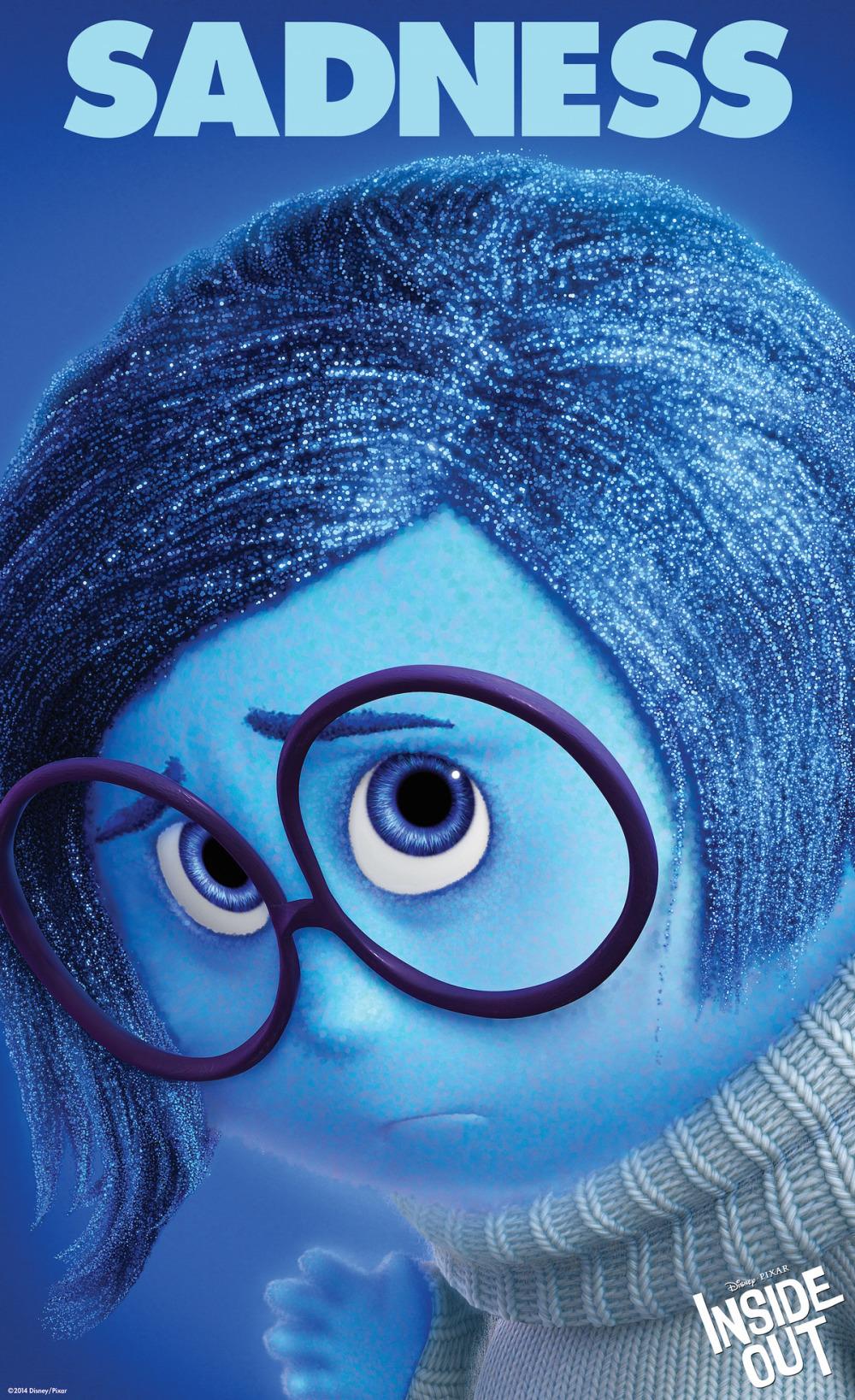 Ontmoet Woede van Pixars 'Inside Out'