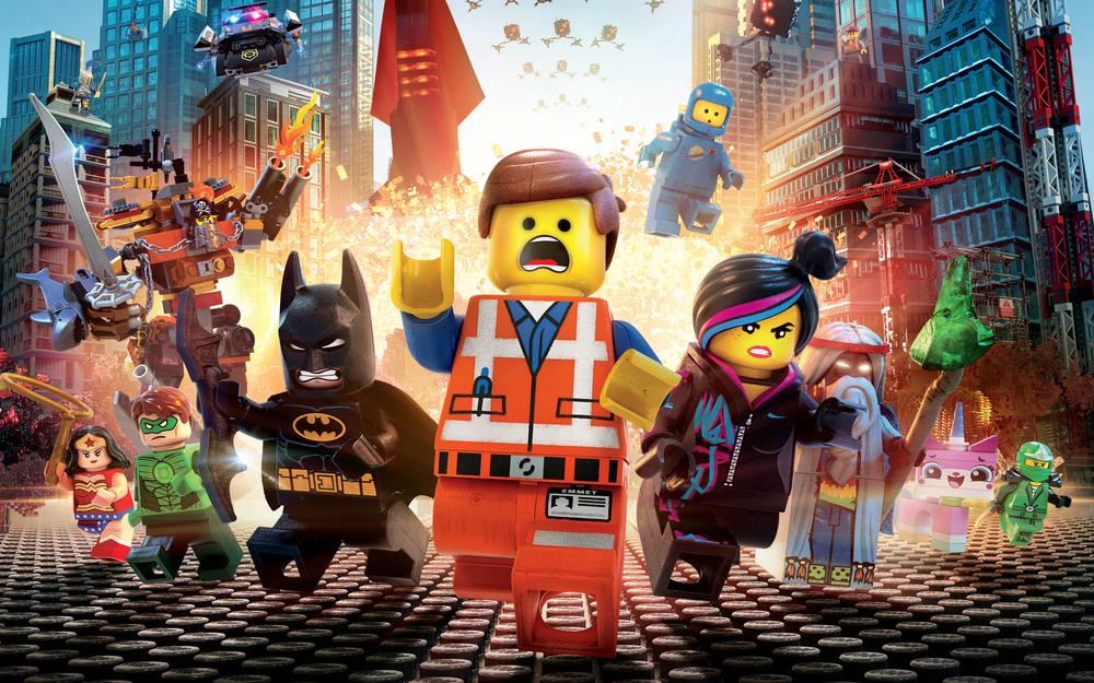 Meer vrouwelijke personages in 'The Lego Movie 2'