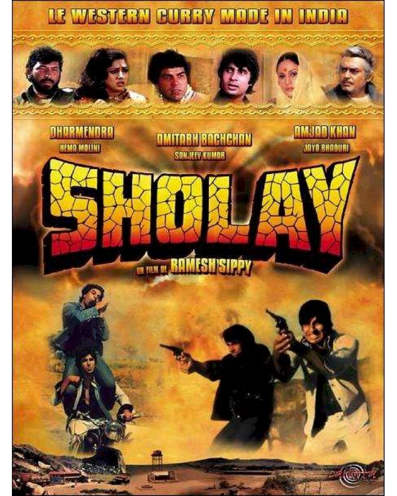 3D versie van Hindiwestern Sholay in EYE