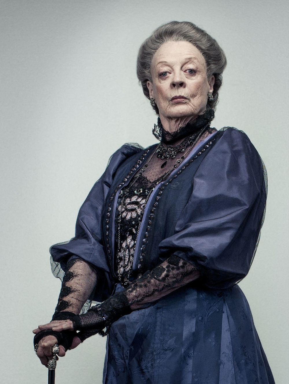 Downton Abbeys Maggie Smith krijgt retrospectief