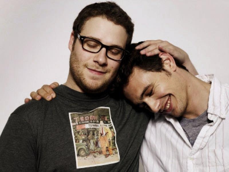 James Franco & Seth Rogen reizen naar 'Zeroville'