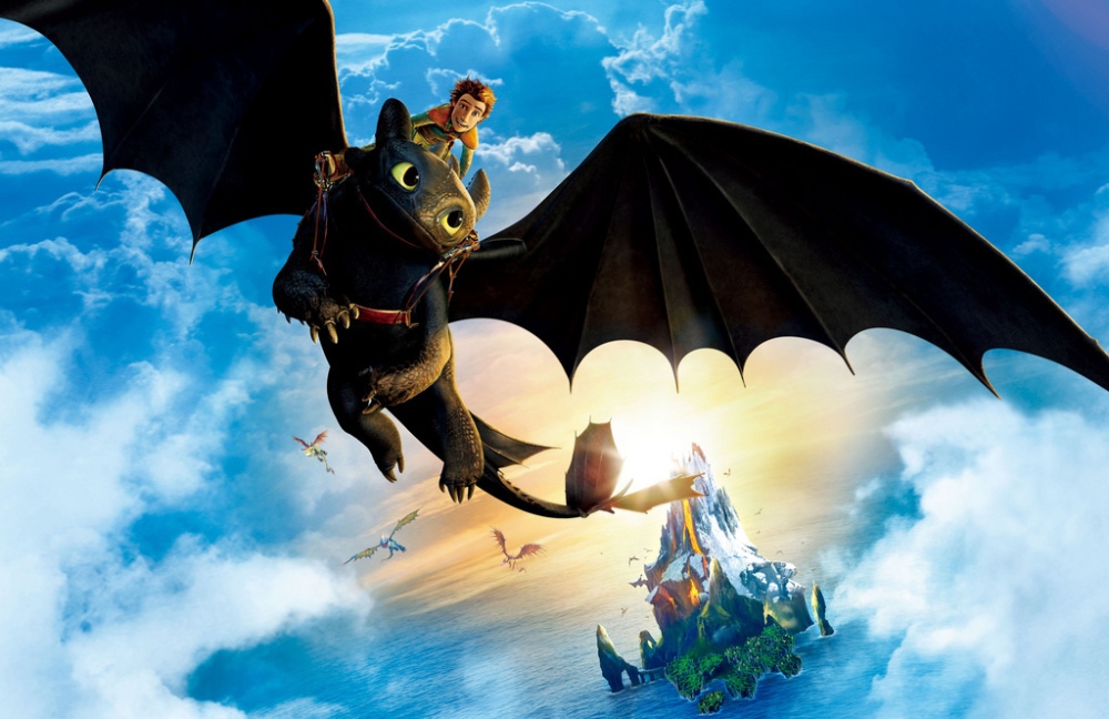 'How to Train Your Dragon 3' is laatste film