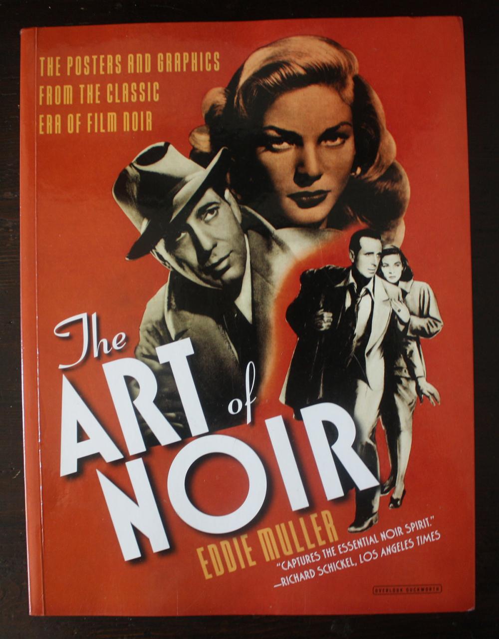 Fraai boek - The Art of Noir