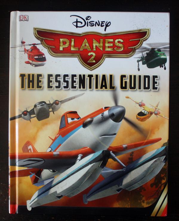 Fraai boek - Planes 2: The Essential Guide