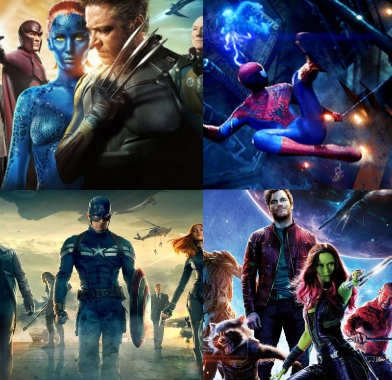 POLL: Favoriete superheldenfilm van 2014