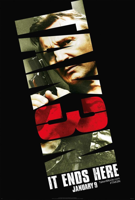 Eerste trailer & poster 'Tak3n'
