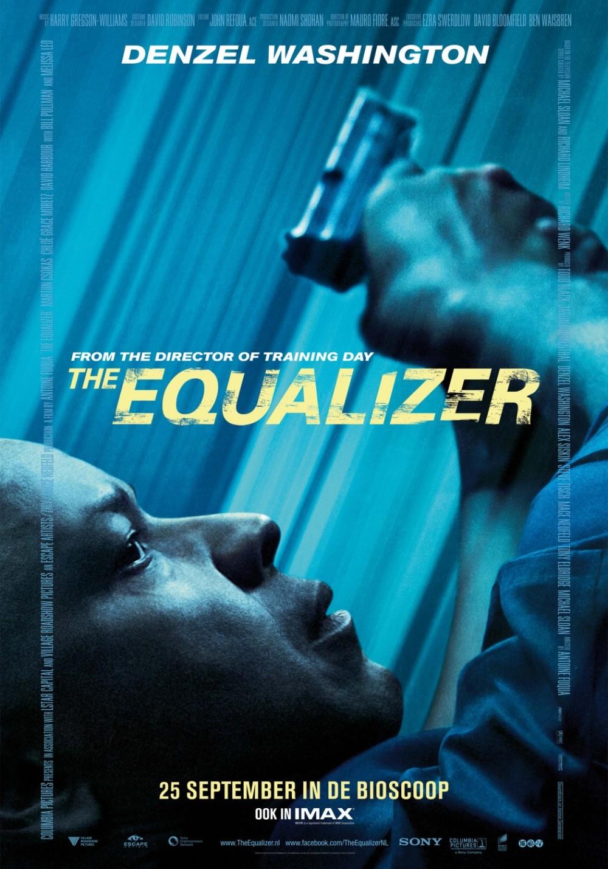 Denzel Washington bewijst met 'The Equalizer' nog steeds goed in de markt te liggen