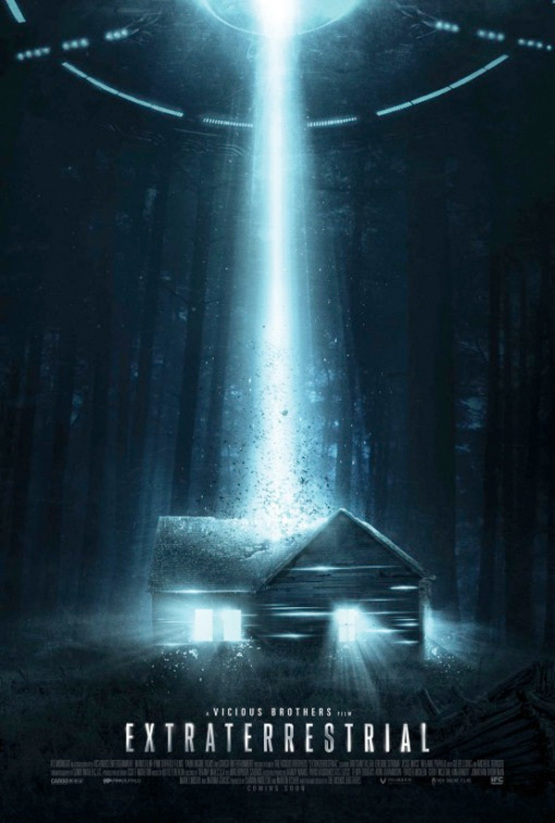 Nieuwe trailer en posters scifi-/horrorfilm 'Extraterrestrial'