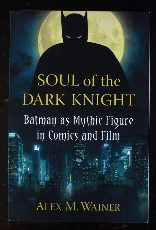 Fraai boek - Soul of the Dark Knight