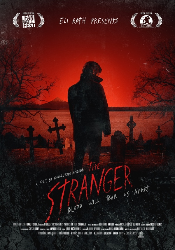 Trailer en poster 'The Stranger' van producent Eli Roth