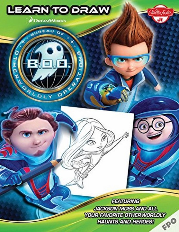 Eerste indruk op DreamWorks' 'B.O.O.: Bureau of Otherwordly Operations'