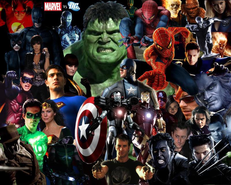 De superheldenfilms tot en met 2020