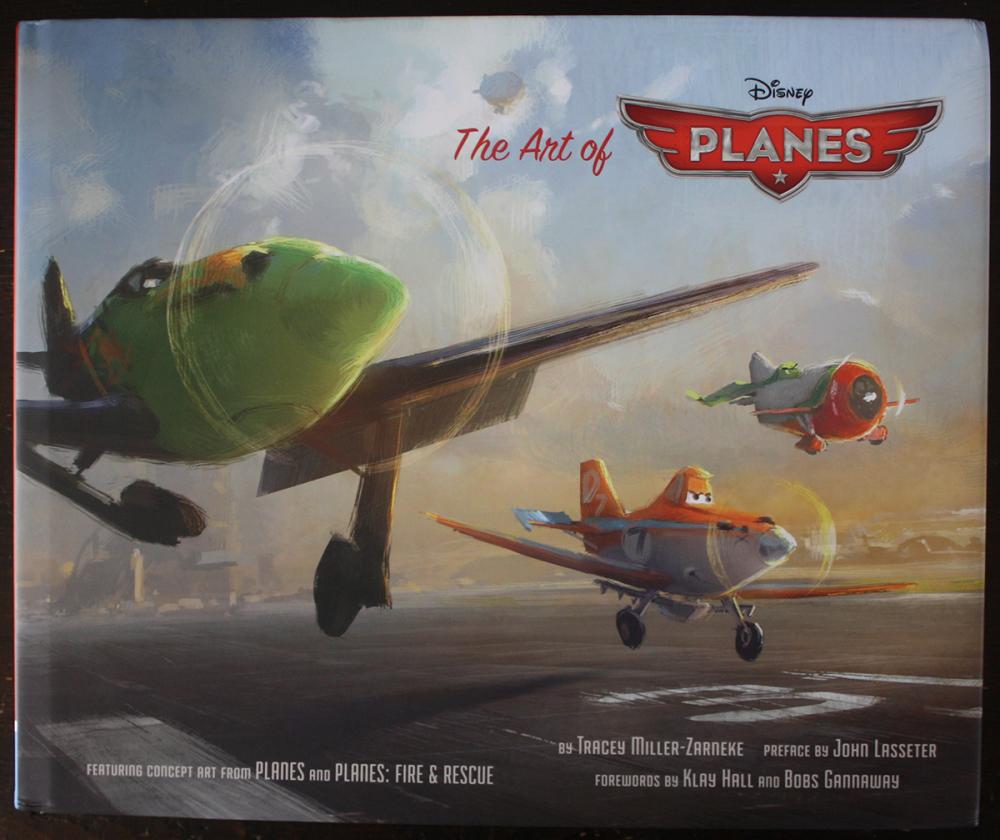 Fraai boek - The Art of Planes