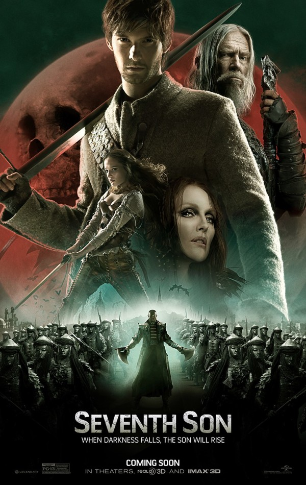 Veel monsters in trailer 'Seventh Son'