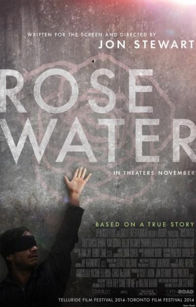 Eerste trailer 'Rosewater', het regiedebuut van Jon Stewart