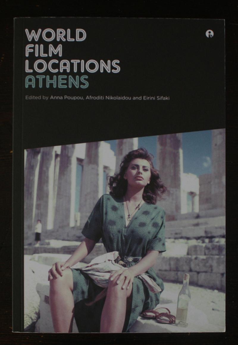 Fraai boek - World Film Locations: Athens