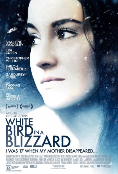 Nieuwe trailer en poster 'White Bird in a Blizzard' met Shailene Woodley