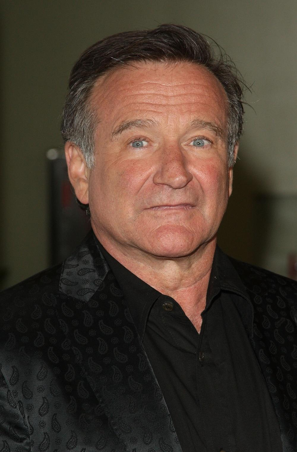 Robin Williams mogelijk niet in 'Absolutely Anything'