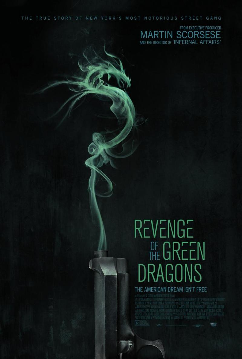 Trailer en poster 'Revenge of the Green Dragons'