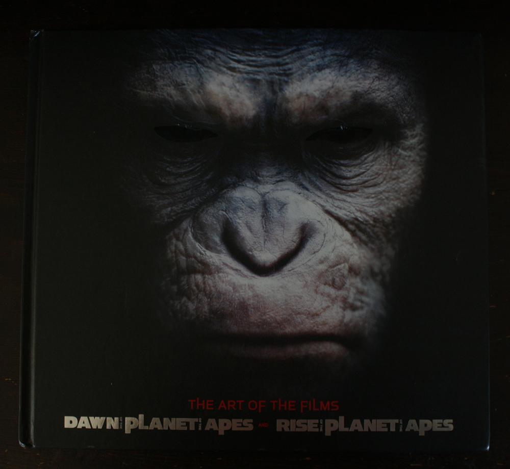 Fraai boek - The Art of the Films Dawn of the Planet of the Apes and Rise of the Planet of the Apes