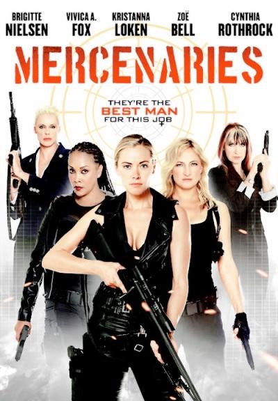 Trailer & poster 'Merchanaries': 'The Expendables' met vrouwen
