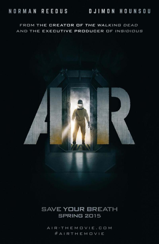 SDCC: Eerste trailer en poster 'Air'
