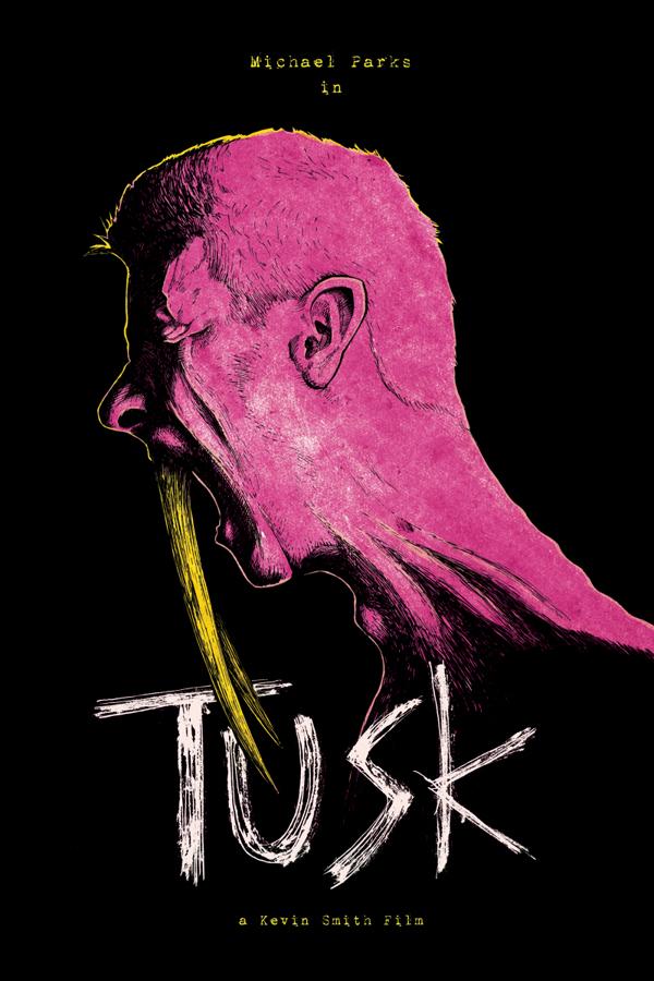 SDCC: Eerste trailer Kevin Smiths bizarre 'Tusk'