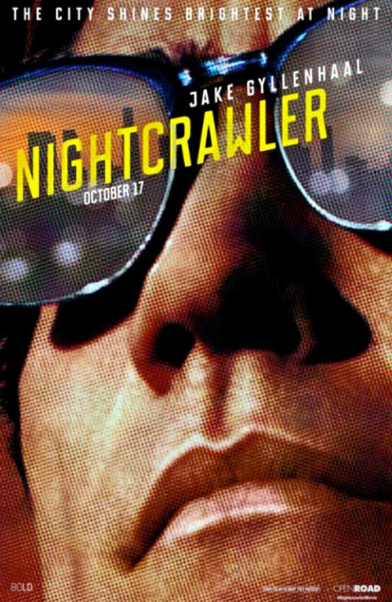 Teaser trailer & poster 'Nightcrawler' (aanrader)