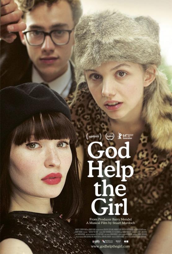Vrolijke teaser trailer popmusical 'God Help the Girl'