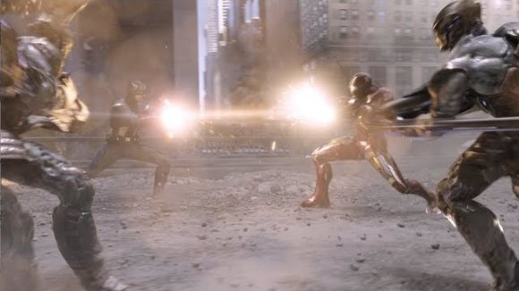 "De VFX van de ""Single Shot"" scene in The Avengers"