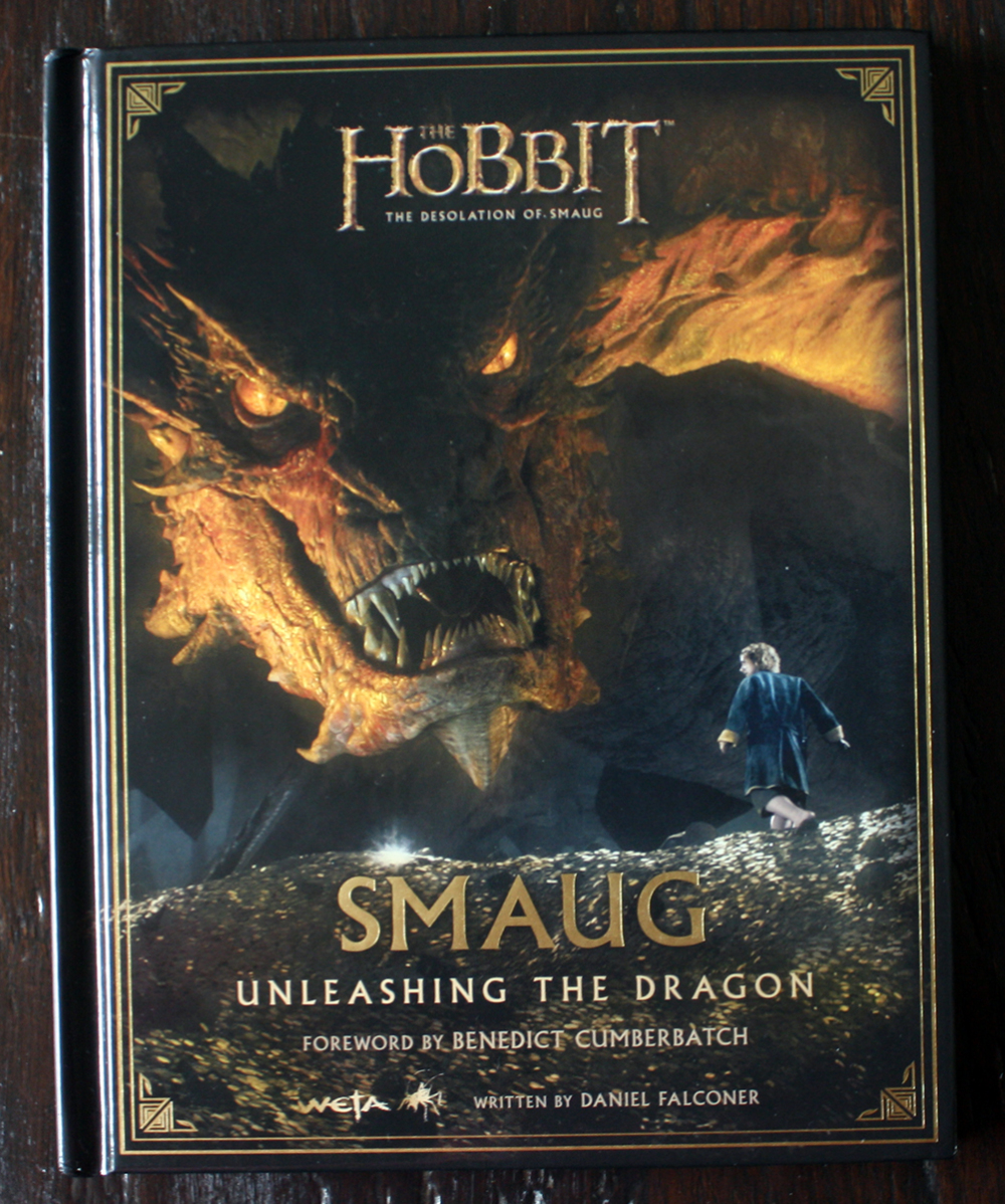 Fraai boek - Smaug: Unleashing the Dragon