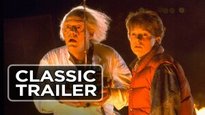 Back to the Future (1985) video/trailer