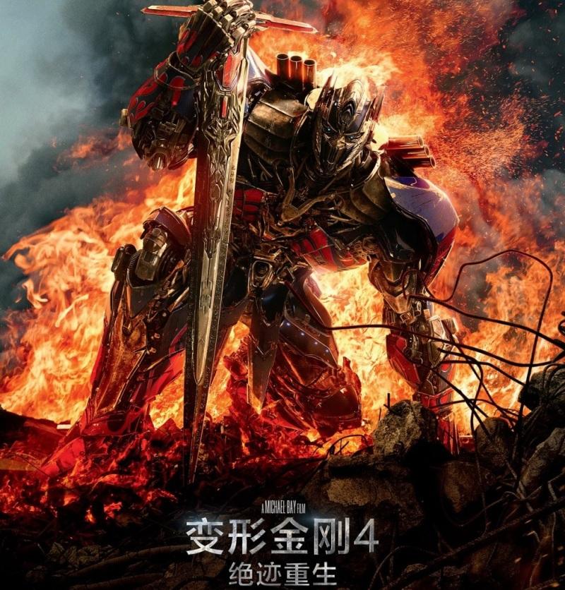 'Transformers: Age Of Extinction' nu al de succesvolste film ooit in China