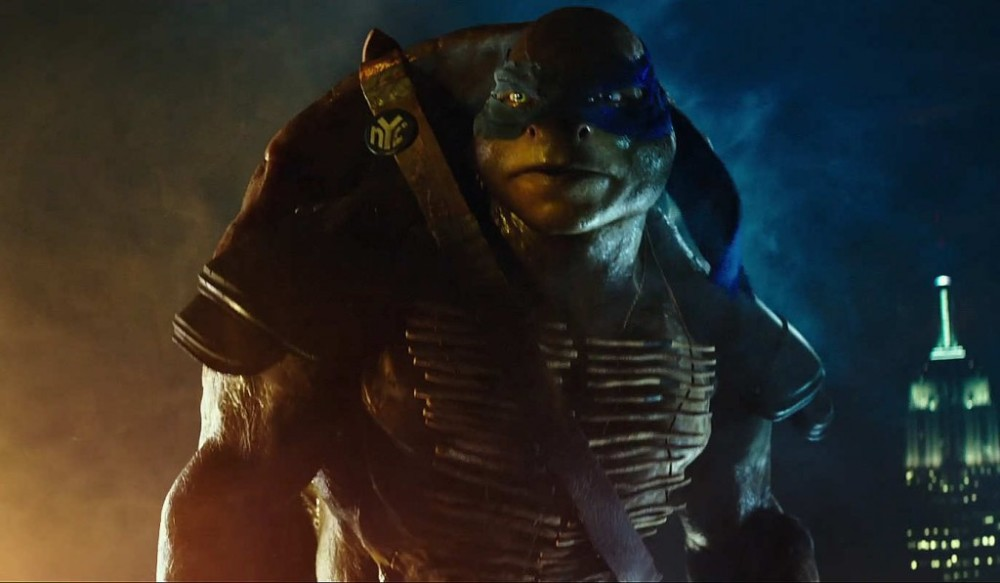 Nieuwe tv-spot 'Teenage Mutant Ninja Turtles'