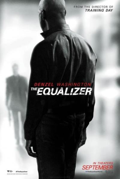 Denzel Washington keert ons de rug toe op nieuwe poster 'The Equalizer'