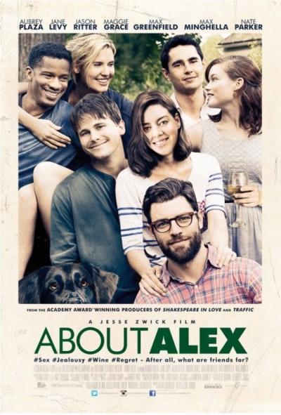 Eerste trailer 'About Alex' met Aubrey Plaza