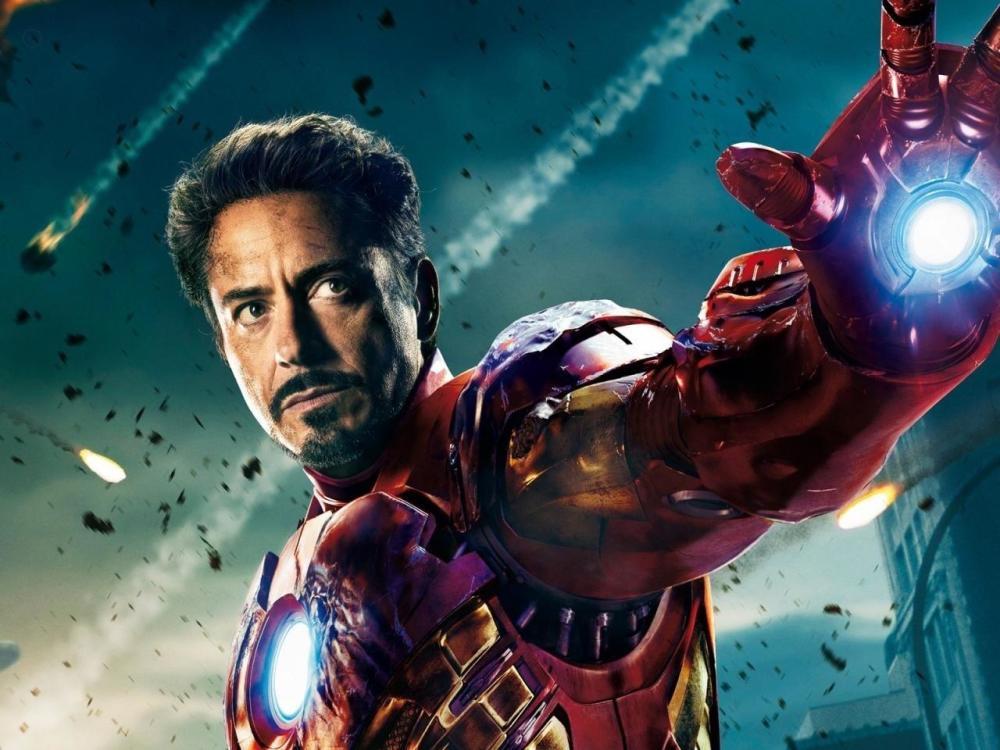 Marvel had weinig vertrouwen in Robert Downey Jr. als Iron Man