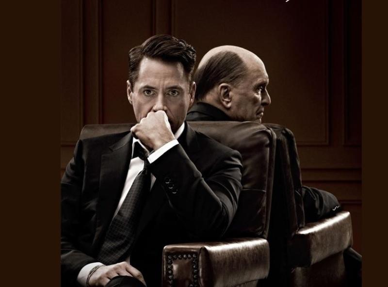 Eerste trailer en poster 'The Judge' met Robert Downey Jr.