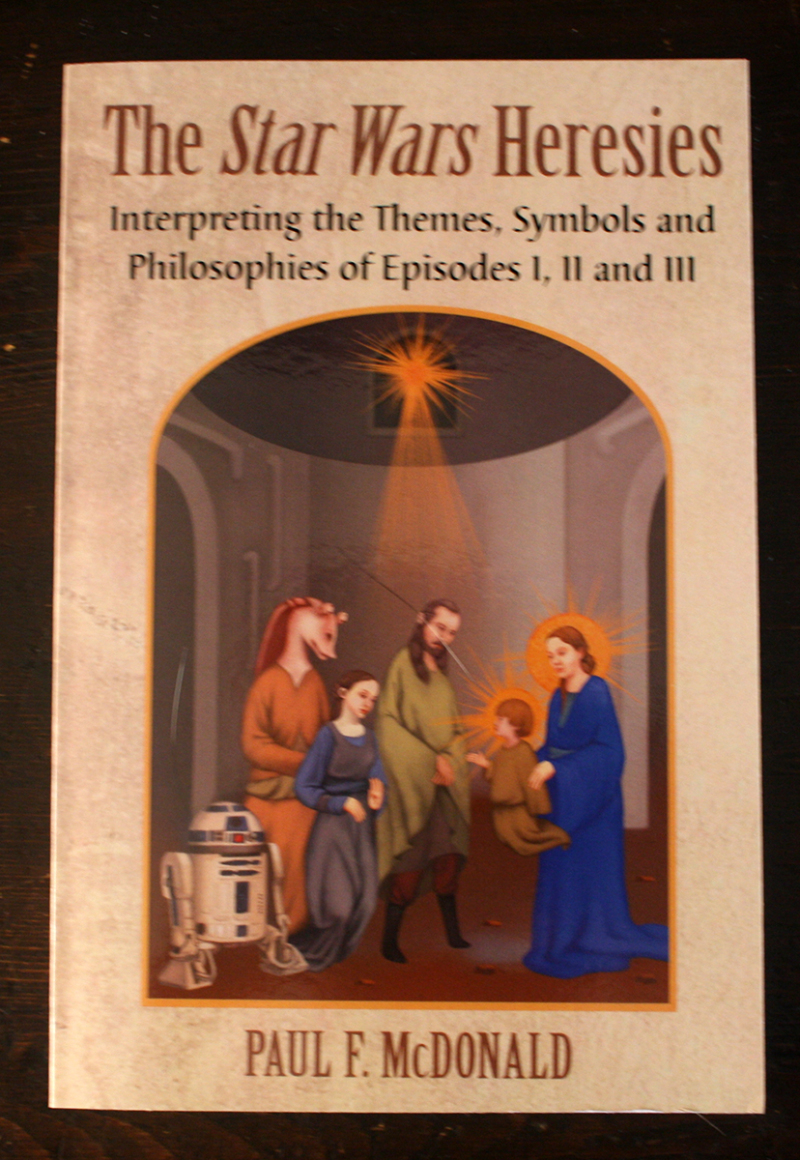 Fraai boek - The Star Wars Heresies