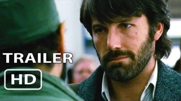 Trailer van Argo