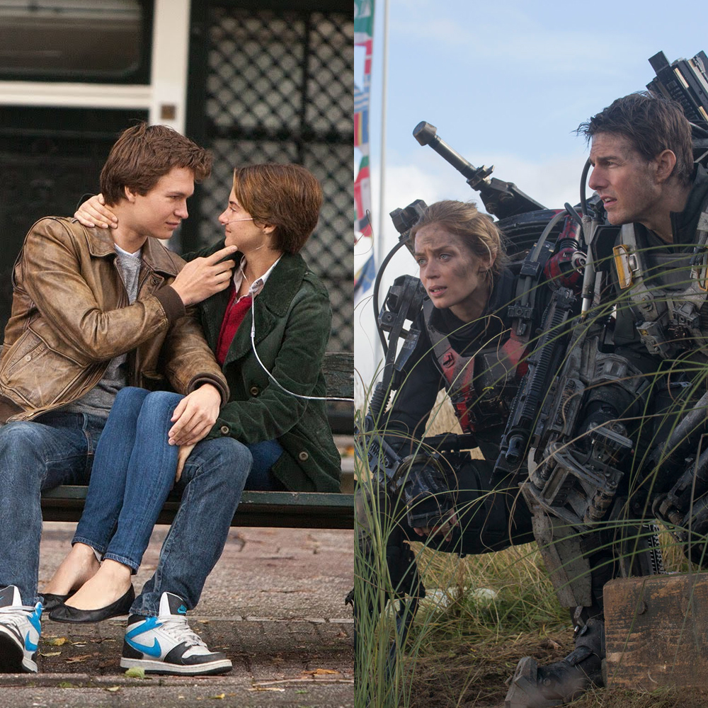 'The Fault in our Stars' troeft blockbusters af