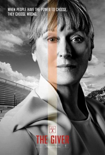 Nieuwe trailer 'The Giver' met Meryl Streep en Jeff Bridges