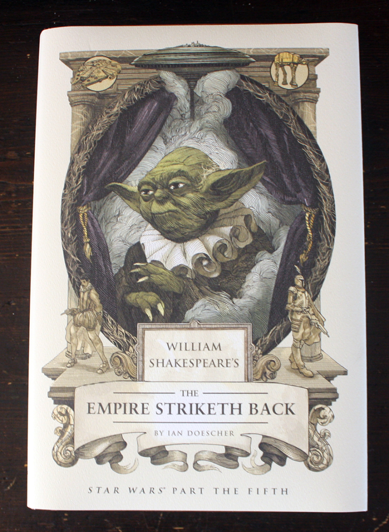 Fraai boek - William Shakespeare's The Empire Striketh Back