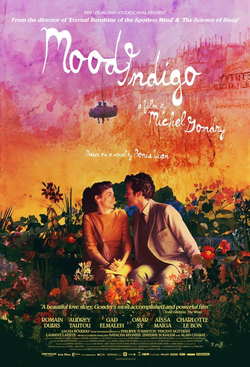 Nieuwe trailer en poster Michel Gondry's 'Mood Indigo'