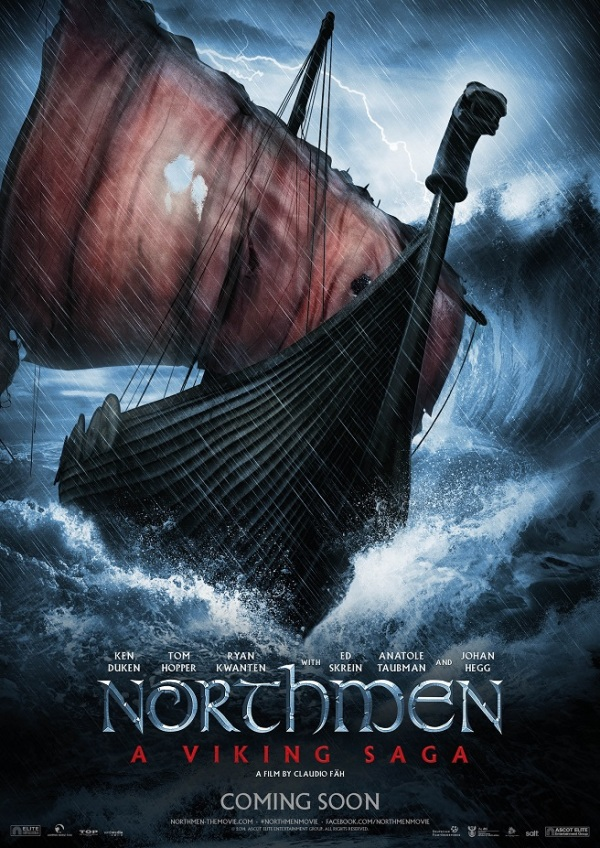 Trailer en poster 'Northmen: A Viking Saga'