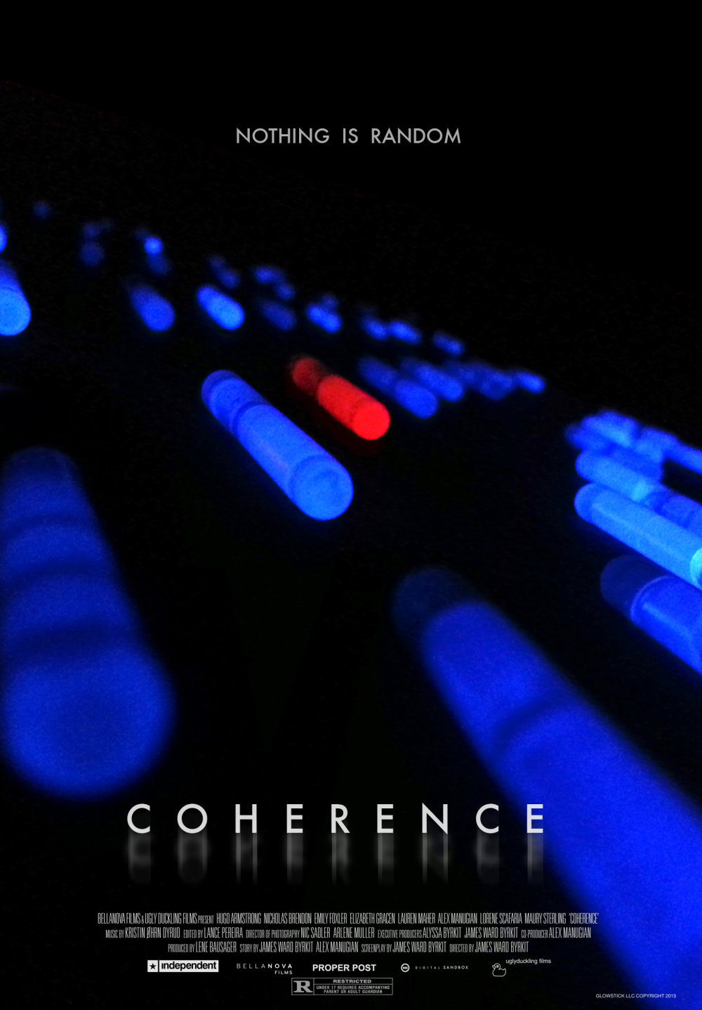 Volledige trailer 'Coherence'