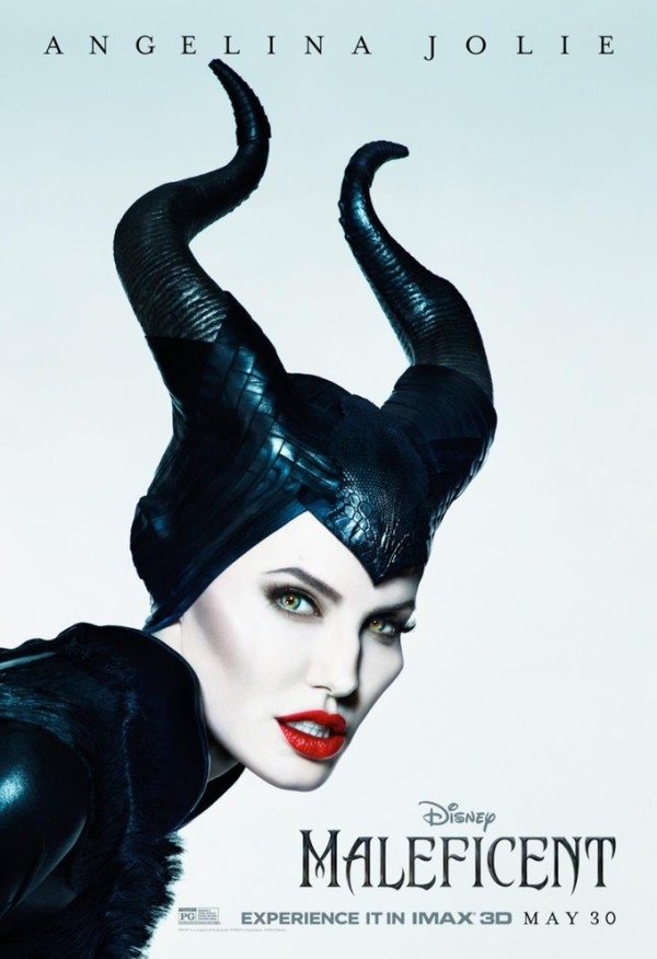 Fraaie concept-art & IMAX-poster 'Maleficent'