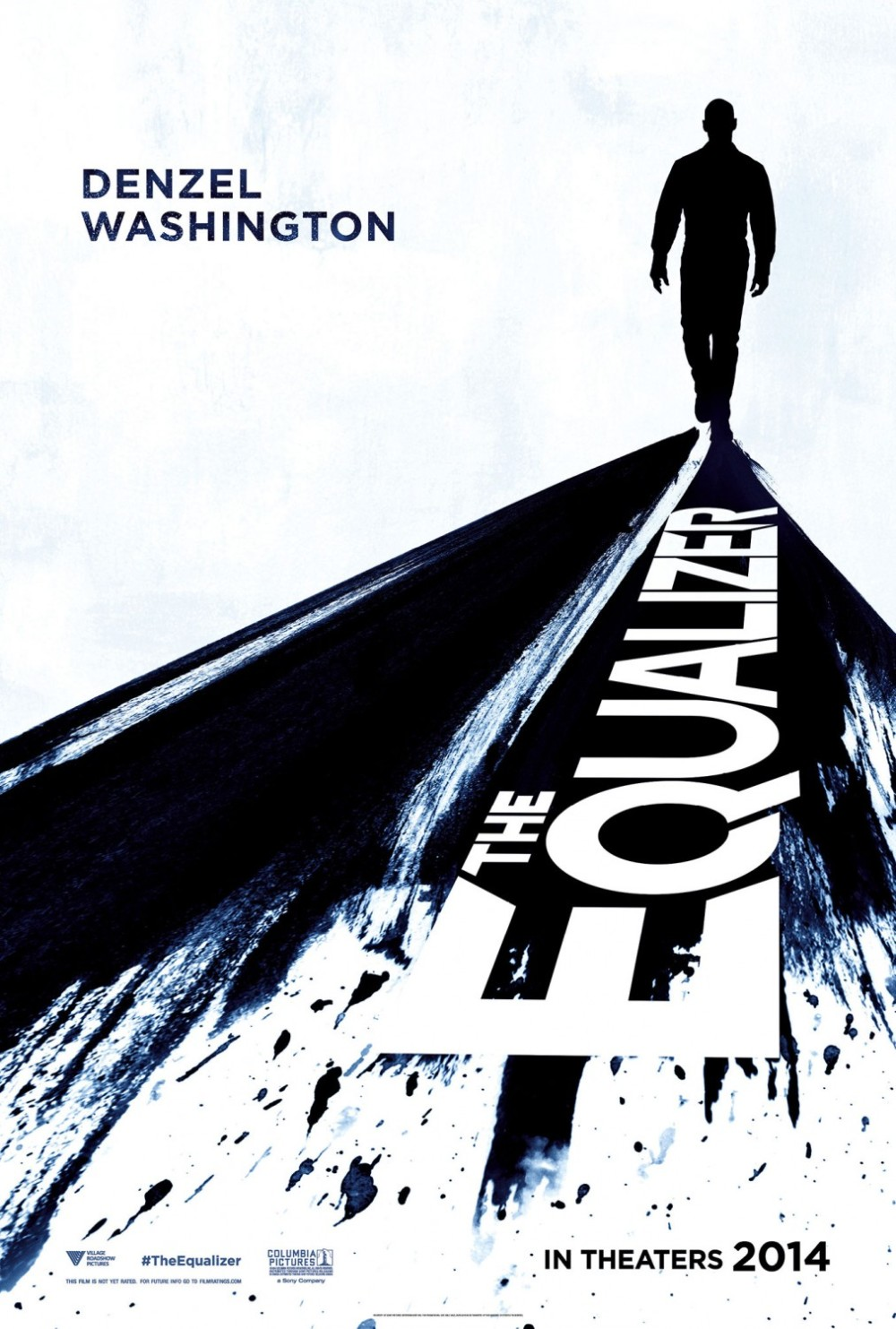 Eerste poster 'The Equalizer'