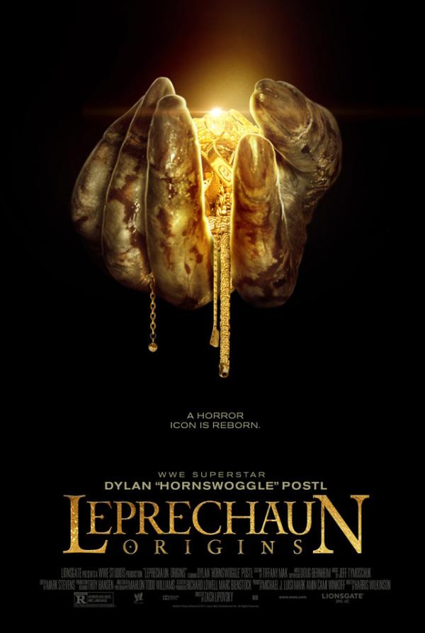 Gouden poster 'Leprechaun: Origins'